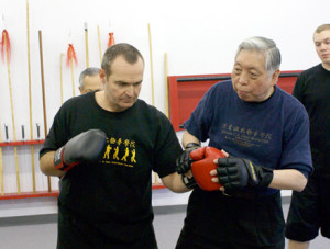 william cc chen teaching