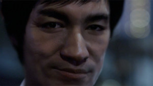 Bruce Lee in whisky advert
