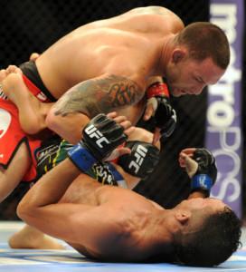 MMA: UFC 162-Edgar vs Oliveira