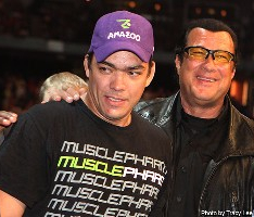 seagal and lyoto
