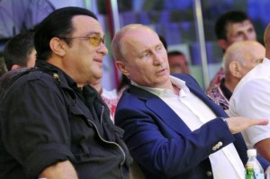 seagal and putin