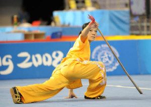 OLY-CHINA-BEIJING-WUSHU COMPETITION (C