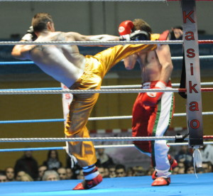 sparring 4