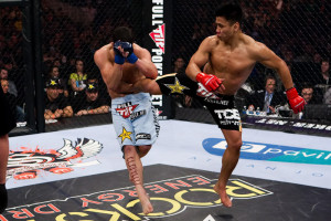 Cung Le vs Scott Smith