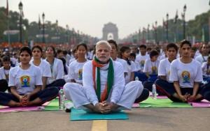 India Yoga Day