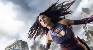 Olivia Munn in X-Men: Apocalypse  Source: 20th Century Fox