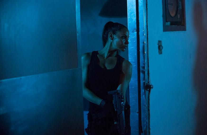Trish Stratus as Gina