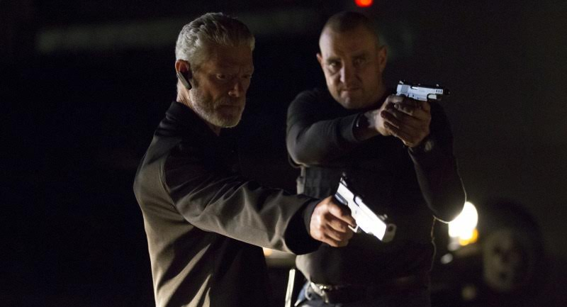 Stephen Lang as Korver
