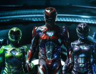 Power Rangers Still