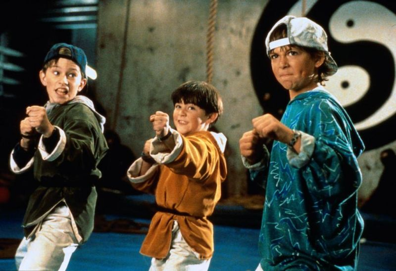 Martial Arts Kids In The Country Movie