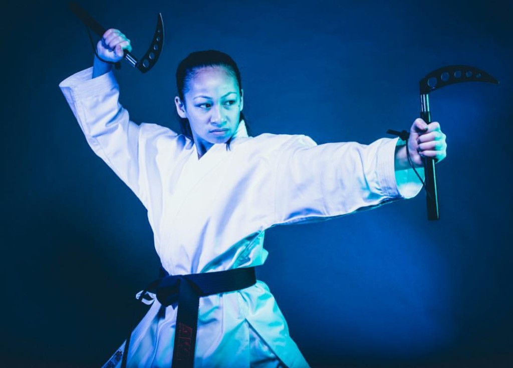 What Martial Arts Weapons Are Used In Competition? | AWMA Blog