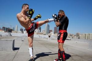 MMA gear