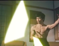 lightsaber bruce lee