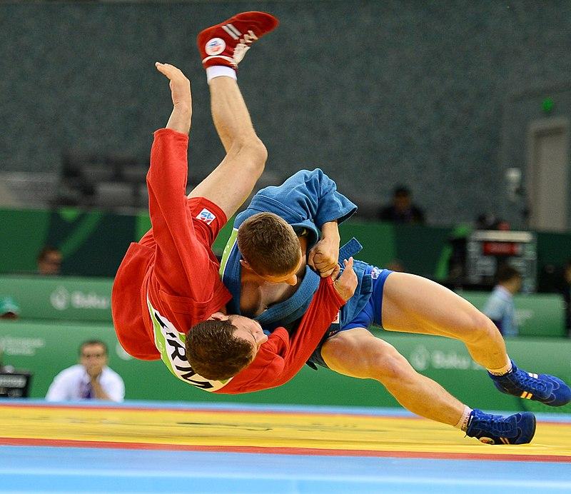 sambo olympics