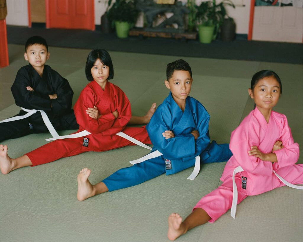 martial arts beginners