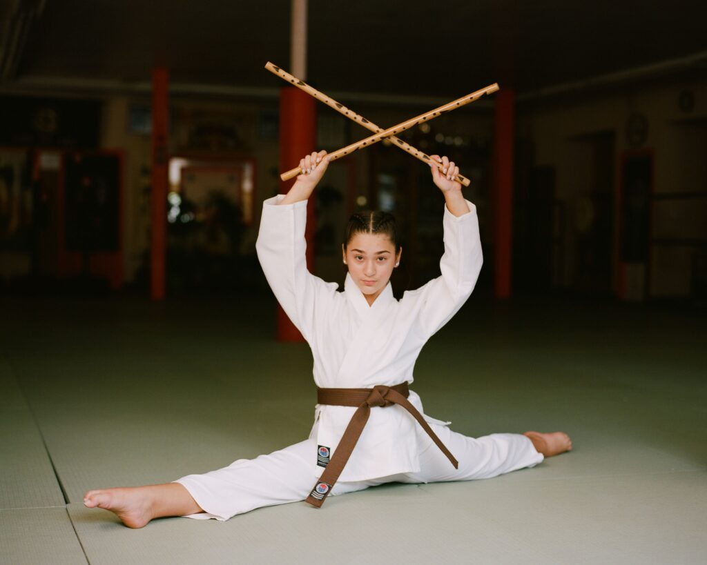 Martial Arts At Home How To Practice With Training Weapons In Small Spaces Awma Blog