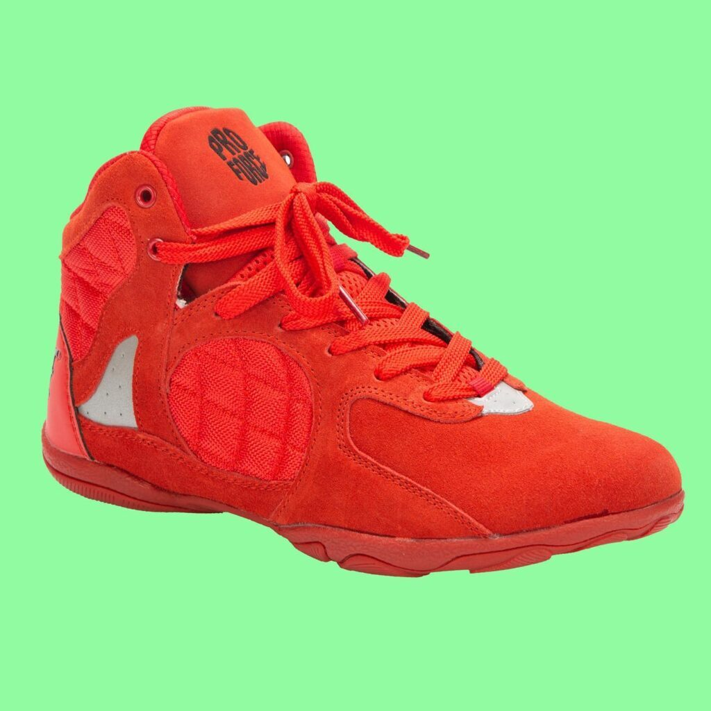 boxing shoes important